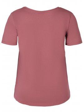 T-shirt l'indispensable, marque Zizzi 514