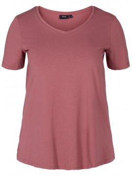 T-shirt l'indispensable, marque Zizzi 5156