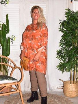 Justine, robe/tunique...